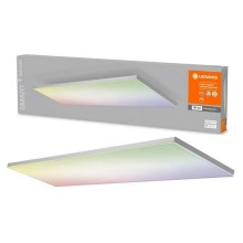 Ledvance - Plafonnier dimmable LED RGB+TW SMART+ FRAMELESS LED/40W/230V 3000K-6500K