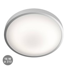 Ledvance - Plafonnier LED à intensité variable SILARA LED/16W/230V 2700K-4000k-6000K