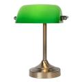 Lucide 17504/01/03 - lampe de table BANKER 1xE14/ESL 11W/230V