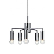 Markslöjd 107034 - Suspension dimmable avec fil TROPHY 5xE14/28W/230V