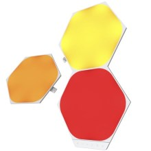Nanoleaf - SET 3x Panneau dimmable LED RGB SHAPES HEXAGONS LED/2W/230V