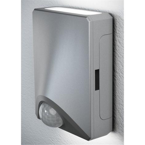 Osram - Lampe d'orientation LED avec détecteur DOORLED LED/1,1W/4xAA IP54