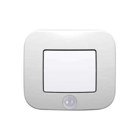 Osram - LED veilleuse LED avec détecteur LUNETTA 1xLED/0,7W/230V