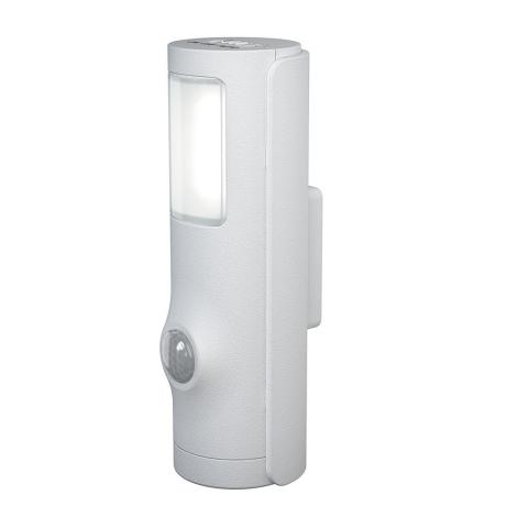 Osram - luminaire d'escalier LED avec détecteur NIGHTLUX LED/0,35W/3xAAA blanc IP54