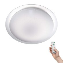 Osram - Plafonnier LED à intensité modulable SILARA SPARKLE LED/28W/230V 2800K-6000K