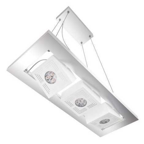 Osram - Suspension LED TRESOL 3xLED/4,5W/230V