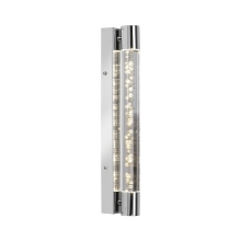 Paul Neuhaus 9016-17 - Applique murale LED salle de bain BUBBLES 2xLED/5W