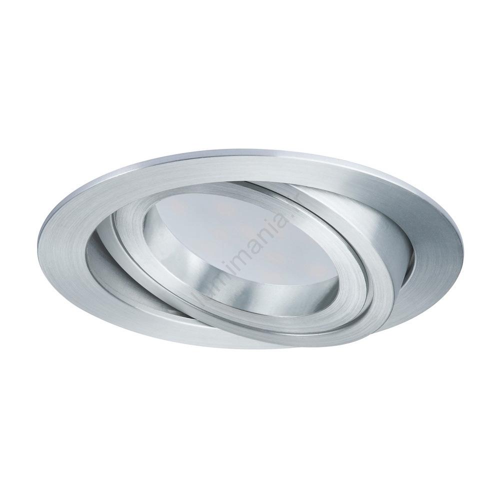 Paulmann 92832 - Spot encastrable LED à intensité modulable salle de bain  COIN 1xLED/7W/230V