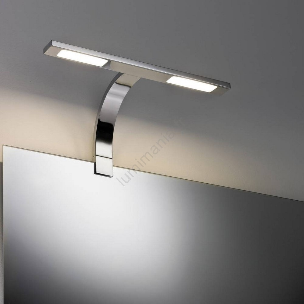 Paulmann 15 - 15xLED/15,15W IP15 Eclairage miroir salle de bain GALERIA 15150V