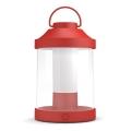 Philips 17360/32/P0 - Lanterne de jardin portable LED à intensité modulable ABELIA LED/3W IP44
