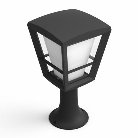 Rgb Econic Philips Lampe Hue Ip44 Led15w230v 1744130p7 Led Extérieure LA3R45j