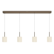 Philips 37307/06/16 - Suspension LED INSTYLE ORTEGA 4xLED/4,5W/230V