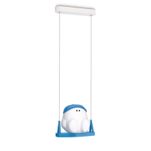 Philips 41070/35/16 - Lustre enfant MYKIDSROOM BUDDY SWING 1xE27/15W/230V