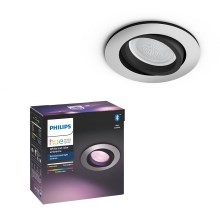 Philips 50451/48/P7 - Luminaire encastrable LED RGB HUE CENTURA 1xGU10/5,7W/230V