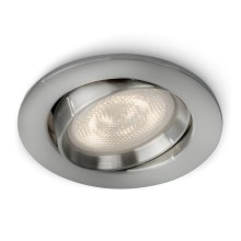 Philips 59031/17/P0 - Luminaire dimmable encastrable LED salle de bain ELLIPSE LED/4,5W/230V