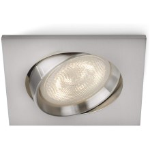 Philips 59081/17/P0 - Luminaire dimmable encastrable LED salle de bain GALILEO LED/4,5W/230V