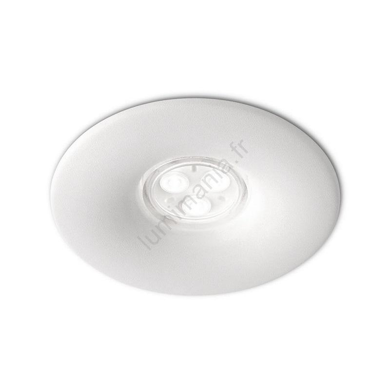 Plus adapté Philips 59830/31/16 - Spot encastrable LED salle de bain AQUILA DL-45