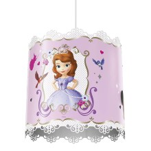 Philips 71751/06/16 - Suspension pour enfant DISNEY SOFIA 1xE27/23W/230V