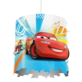 Philips 71751/32/26 - Suspension avec fil pour enfant DISNEY CARS 1xE27/23W/230V
