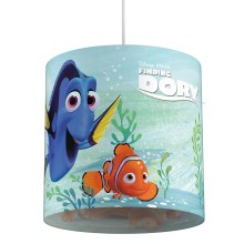 Philips 71751/90/26 - Suspension pour enfant DISNEY FINDING DORY 1xE27/23W/230V