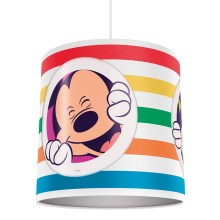 Philips 71752/30/16 - Lustre enfant DISNEY MICKEY MOUSE 1xE27/23W/230V
