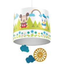 Philips 71753/30/16 - Lustre enfant DISNEY MICKEY MOUSE 1xE27/23W/230V