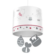 Philips 71753/34/16 - Lustre enfant WINNIE THE POOH 1xE27/23W/230V
