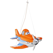 Philips 71759/53/16 - Lustre enfant LED DISNEY PLANES 3xLED/3W/230V