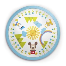 Philips 71760/30/16 - Applique murale LED enfant DISNEY MICKEY MOUSE 1xLED/4W