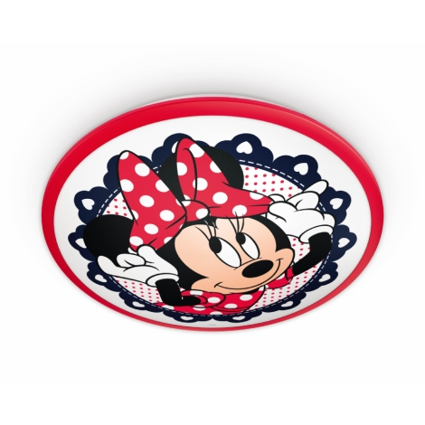 Philips Disney DEL mur chambre enfant Plafonnier Minnie Mouse 7,5 W
