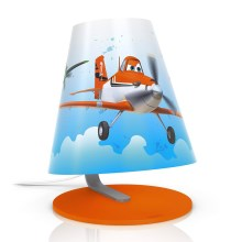 Philips 71764/53/26 - Lampe de table LED enfant DISNEY PLANES LED/3W/230V