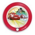 Philips 71765/32/16 - Veilleuse LED avec détecteur pour enfant DISNEY CARS 1xLED/0,06W/2xAAA