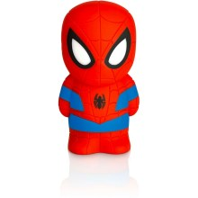 Philips 71768/40/16 - Lampe LED enfant MARVEL SPIDER-MAN 2xLED/0,2W/2xAAA