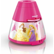 Philips 71769/28/16 - Lampe enfant et projecteur DISNEY PRINCESS LED/0,1W/3xAA