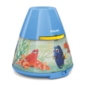 Philips 71769/90/16 - Projecteur enfant DISNEY FINDING DORY LED/0,1W/3xAAA