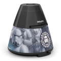 Philips 71769/99/16 - Projecteur enfant STAR WARS LED/0,1W/3xAA