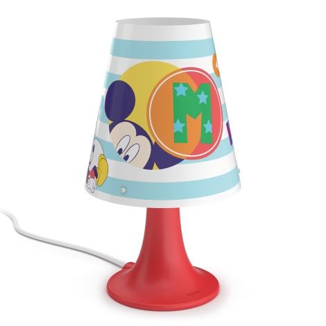 Lampe Table Enfant Mouse Disney Philips De 717953016 3w230v Mickey Led2 rCxBeod