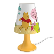 Philips 71795/34/16 - Lampe de table enfant DISNEY WINNIE THE POOH LED/2,3W/230V