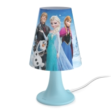 Philips 71795/35/16 - Lampe de table enfant DISNEY FROZEN LED/2,3W/230V