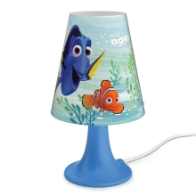 Philips 71795/90/16 - Lampe de table enfant DISNEY FINDING DORY LED/2,3W/230V