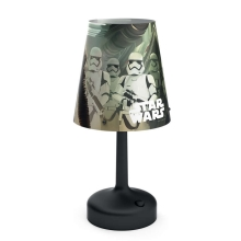 Philips 71796/30/P0 - Lampe de table LED enfant STAR WARS STORMTROOPER 1xLED/0,6W