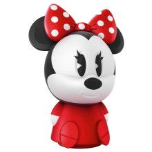 Philips 71883/31/PO - Lampe pour enfant LED DISNEY SOFTPAL MINNIE 1xLED/0,1W/USB