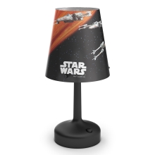 Philips 71888/30/16 - Lampe de table enfant STAR WARS SPACESHIPS 1xLED/0,6W/3xAA