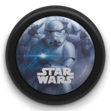 Philips 71924/30/P0 - Lampe tactile enfant STAR WARS LED/0,3W/2xAA