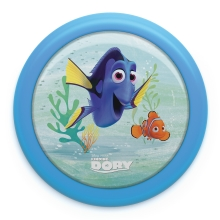 Philips 71924/35/P0 - Lampe tactile LED enfant DISNEY FINDING DORY LED/0,3W/2xAA