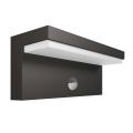 Philips - Applique murale LED extérieure capteur 2xLED/4,5W IP44
