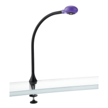 Philips Massive 66713/96/10 - lampe de table LED KENNY 1x2,5W LED violet