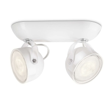 Philips - Spot LED 2xLED/3W/230V