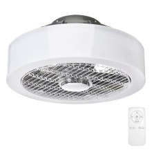 Plafonnier dimmable LED avec ventilateur LED/45W/230V