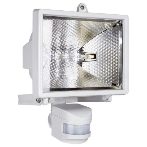 Projecteur halogène avec détecteur ELRO 1xR7s/400W/230V IP44